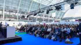 A 360 degree experience at the UK Health Show