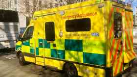 Patient info for ambulance clinicians on the move