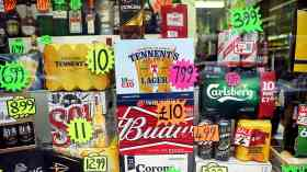 Wales: Minimum alchohol price receives royal assent