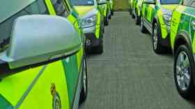 New eco-friendly vehicle for Yorkshire Ambulance