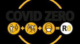 UHS launches COVID ZERO campaign