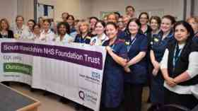 South Warwickshire first 'Outstanding' acute trust in Midlands