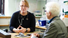 Elderly not seeking help for potential cancer symptoms