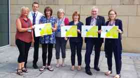 North West organisations sign Healthy Weight Declaration
