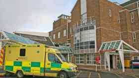A&E patients turned away 13 times in one week