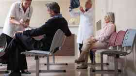 Sustained fall in GP numbers in UK