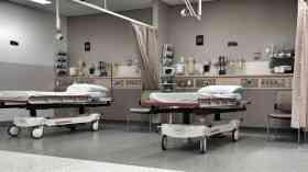 Burnham opens new hospital transfer hub