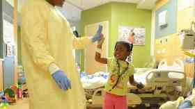 Specialist children's nurses investment needed