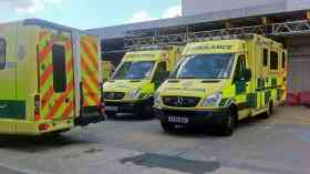 NHS spends £80 million a year on private ambulances