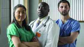 Ethnic minority doctors being treated as outsiders