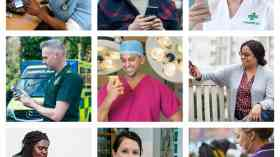 First 'Faces of the NHS App' unveiled