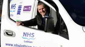 £1.36m to support greener vehicles across NHS Scotland