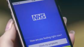 Regular support via NHS text message