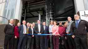 £14.8 million energy centre saves £200,000 in first month