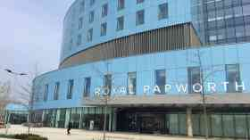 New Papworth hospital opens to patients