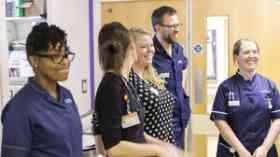 £25 million boost for nurse training