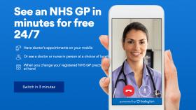 GP at Hand advert deemed 'misleading'