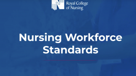 New nursing standards for delivery of safe care