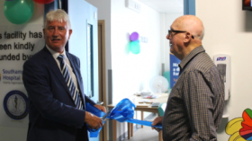 New activity hub for older patients in Southampton