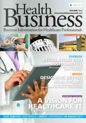 Health Business issue 15.6