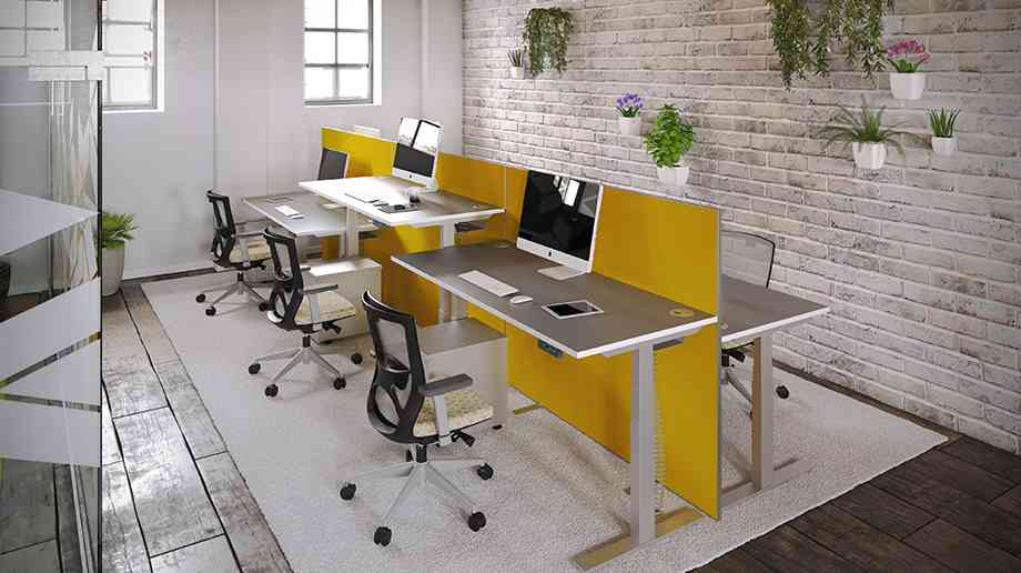 How Smart Office Furniture Solutions Can Improve Physical And Mental Health