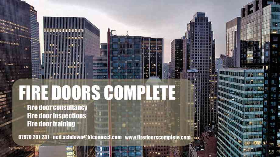 Fire Doors Complete Limited