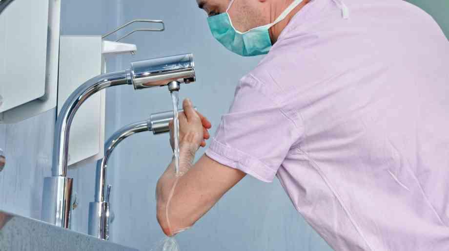 BMA Scotland raises infection control concerns