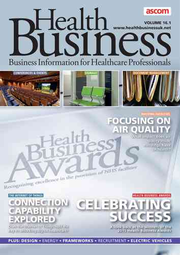 Health Business issue 16.01